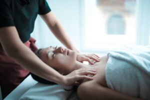 Ontspanningsmassage Bonflex massagepraktijk