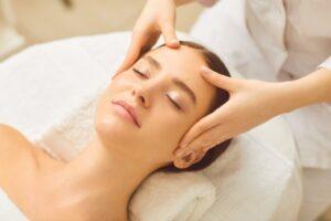 Hoofdpijnmassage Bonflex massagepraktijk
